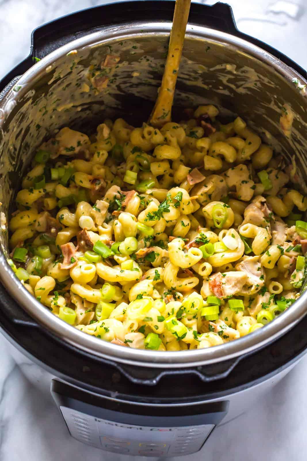 instant pot crack green beans