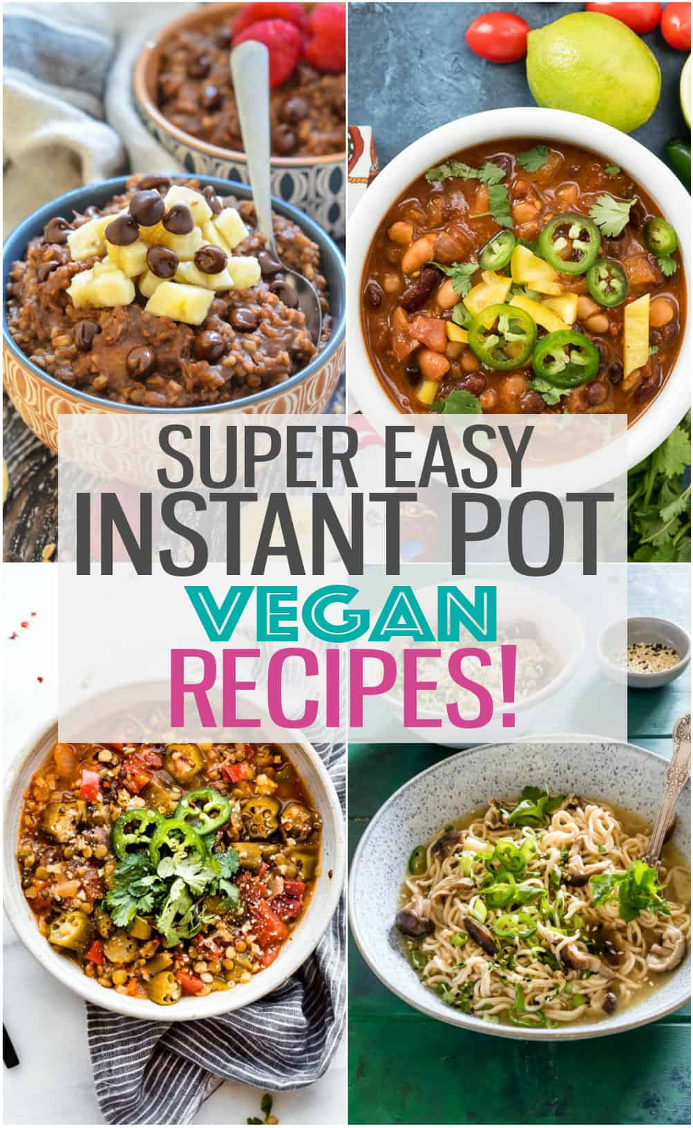 19 Ultimate Instant Pot Vegan Recipes Eating Instantly