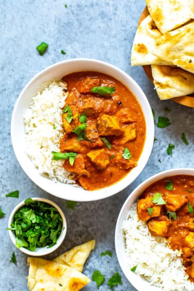 The Easiest Instant Pot Butter Chicken