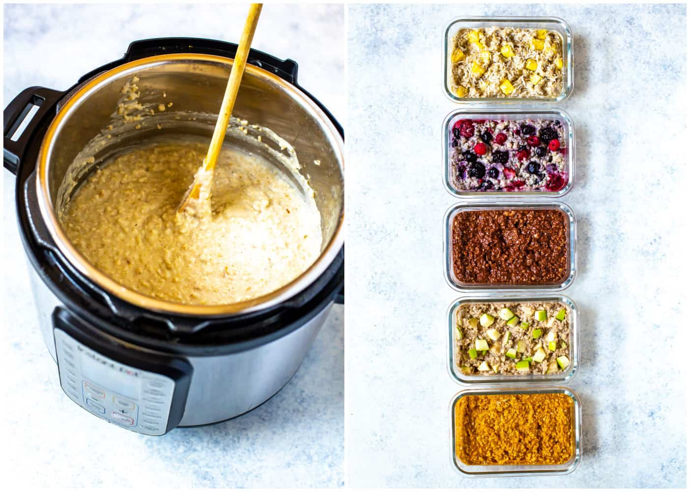 Perfect Instant Pot Steel Cut Oats