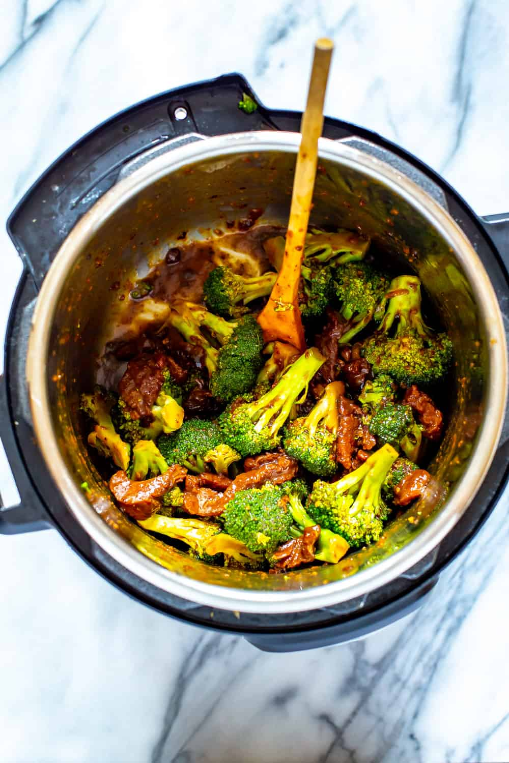 The Easiest Instant Pot Beef And Broccoli Eating Instantly