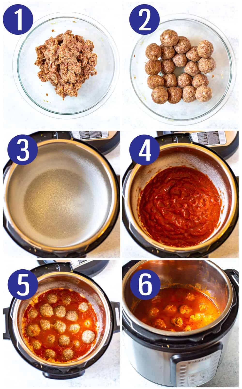Best Instant Pot Meatballs