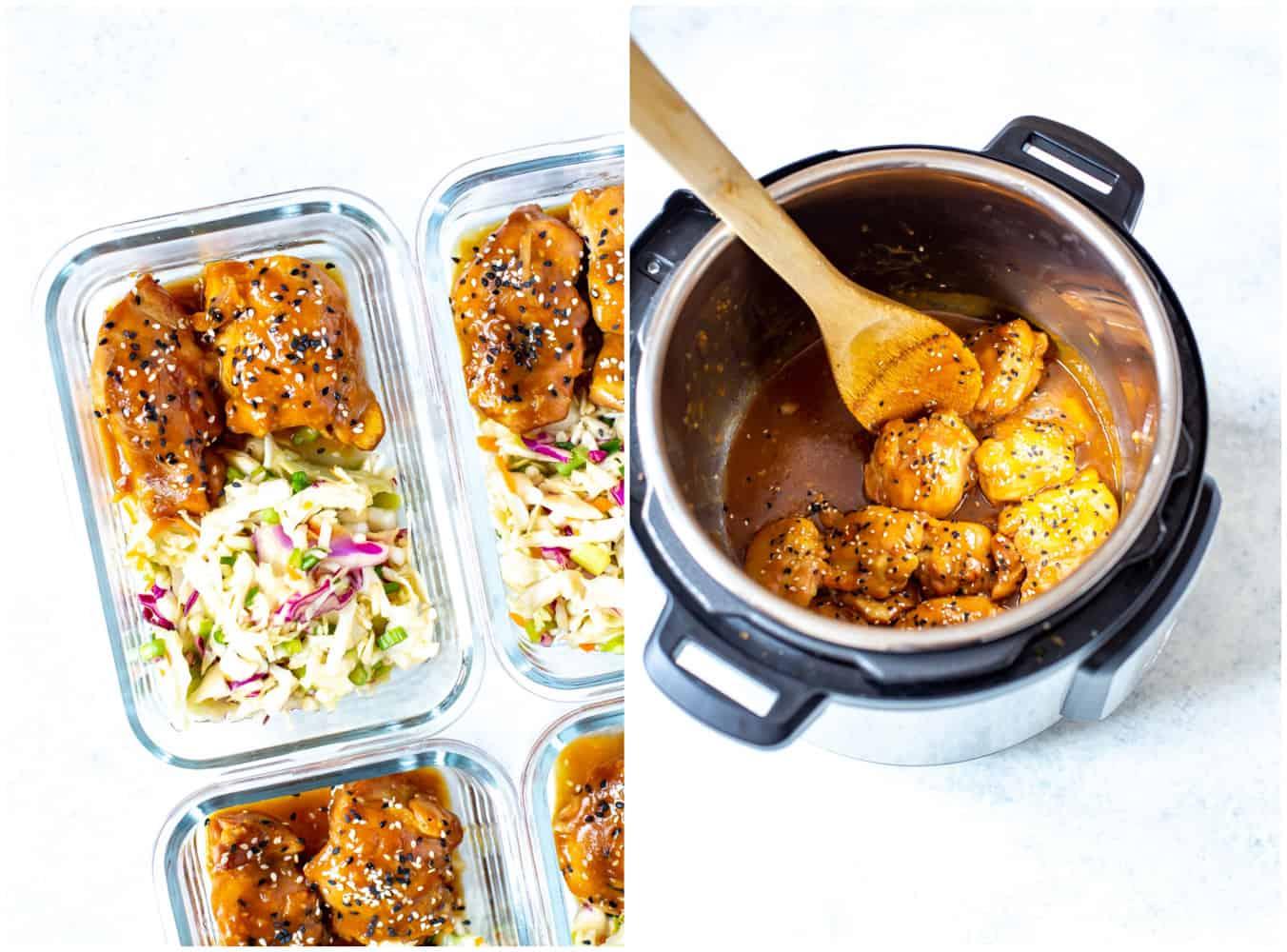 The Best Instant Pot Chicken Thighs