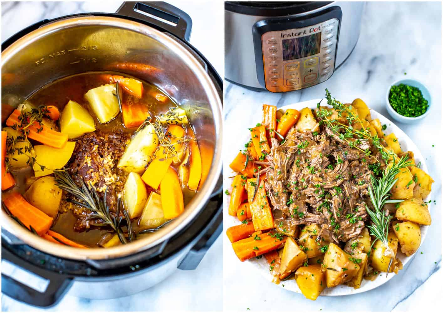 The Ultimate Instant Pot Pot Roast