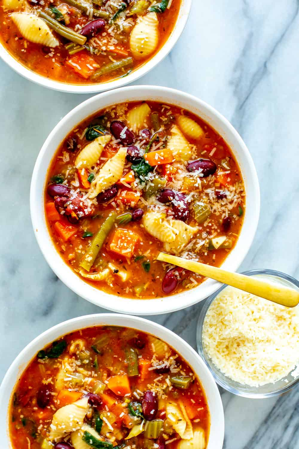 The Best Instant Pot Minestrone