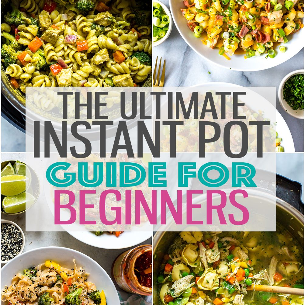 This Ultimate How to Use Instant Pot Guide will help you learn how to use your pressure cooker - includes step-by-step photos, tips, tricks and more! #InstantPot #InstantPotBeginnersguide #pressurecooking